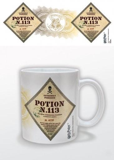 Taza  Harry Potter - Potion No.113