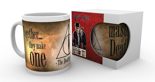 Taza  Harry Potter - Reliquias de la Muerte