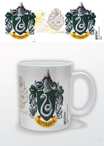 Taza Harry Potter - Slytherin Crest