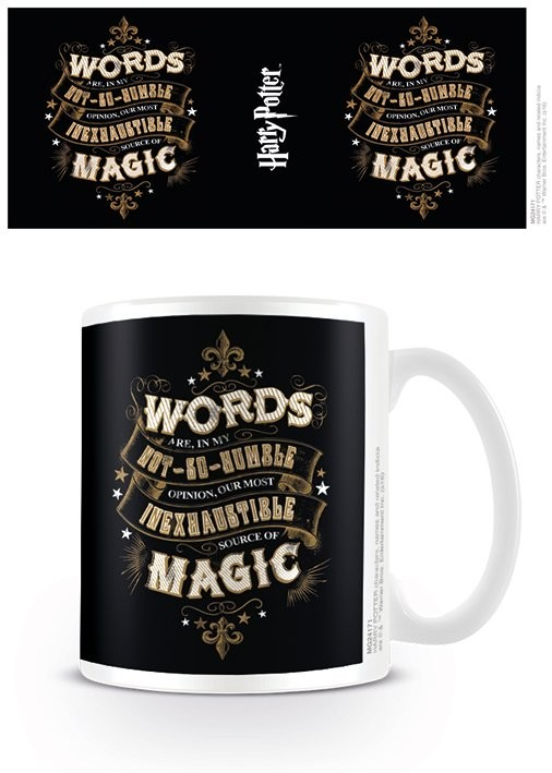 Taza  Harry Potter - Source of Magic