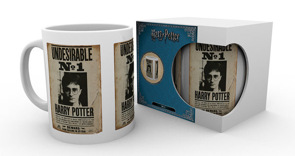 Taza  Harry Potter - Undesirable No.1