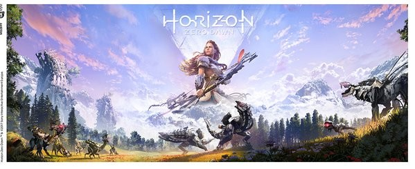 Taza Horizon Zero Dawn - Complete Edition