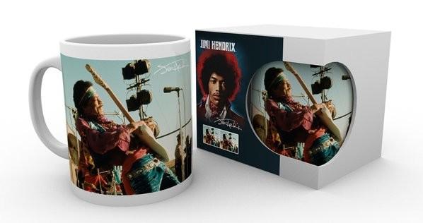 Taza  Jimi Hendrix - Live