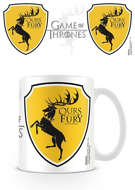 Taza Juego de Tronos - Game of Thrones - Baratheon