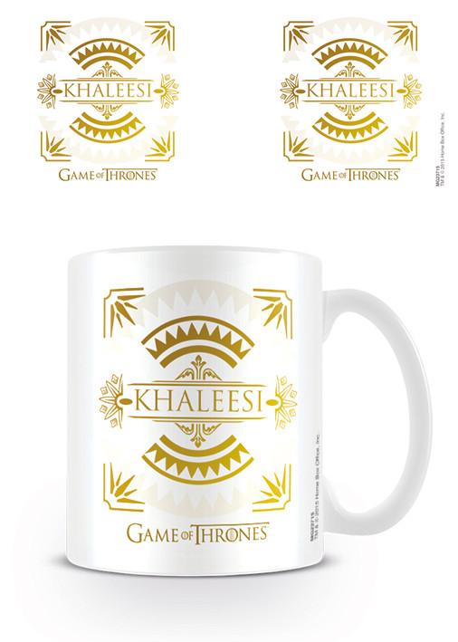 Taza  Juego de Tronos - Khaleesi