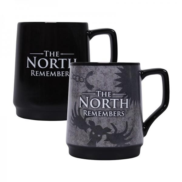 Taza  Juego de Tronos - North Remember