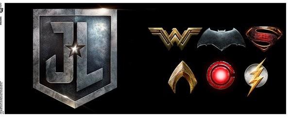 Taza  La Liga de la Justicia- Logos
