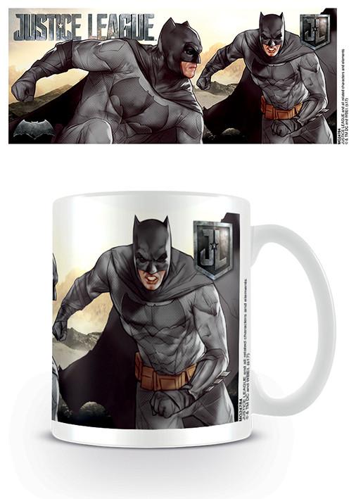 Taza Liga de la Justicia - Batman Action | EuroPosters