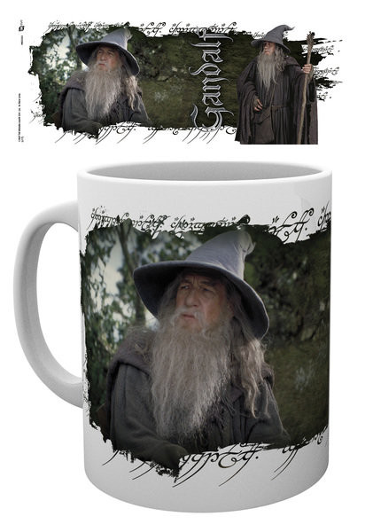 Taza  Lord of the Rings - Gandalf