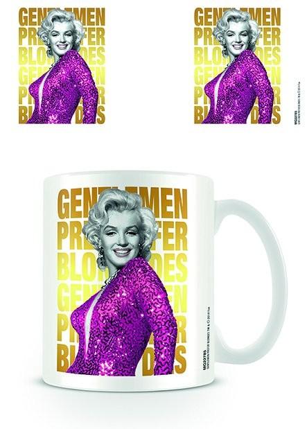 Taza Marilyn Monroe - Pink