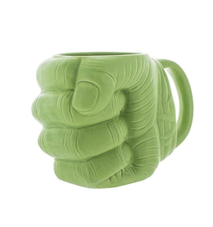 Taza  Marvel - Hulk Arm