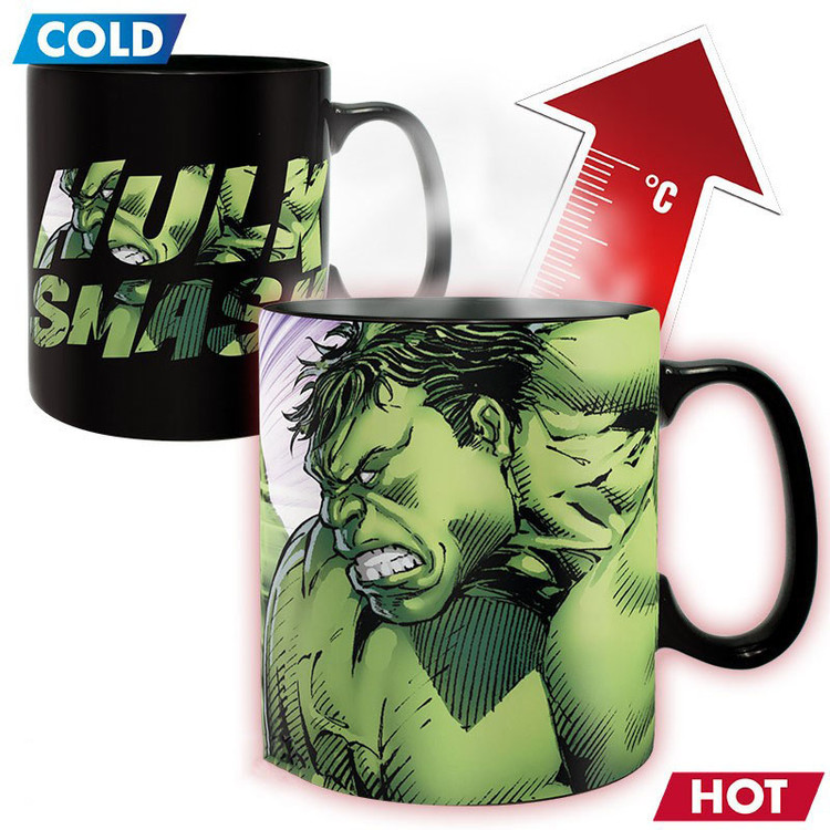 Taza Marvel - Hulk Smash