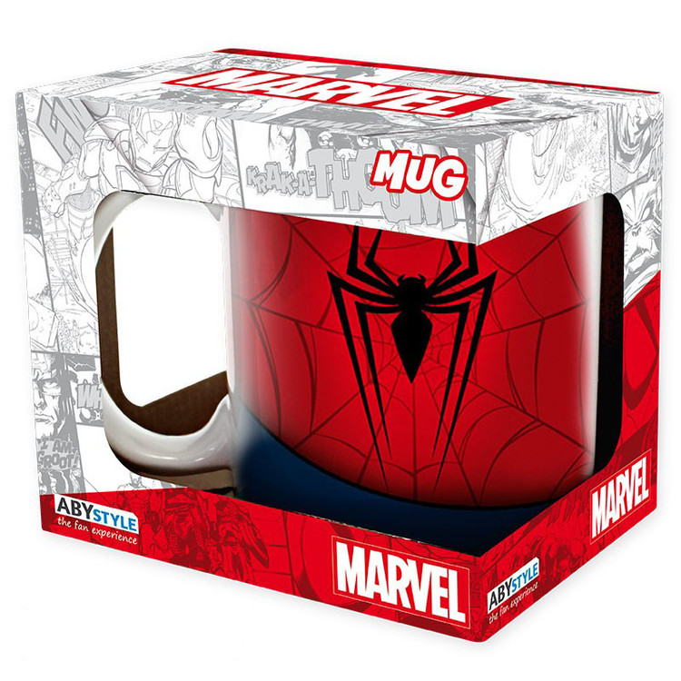 Taza  Marvel – Spiderman Classic