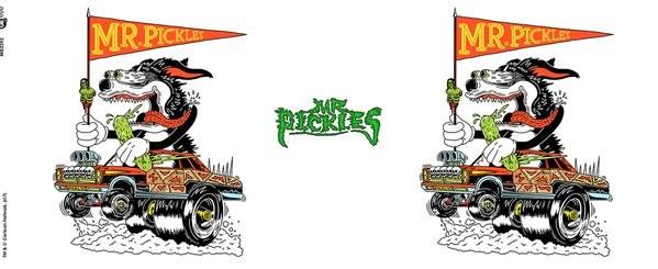 Taza  Mr. Pickles - Hot Rod
