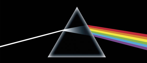 Taza  Pink Floyd - Dark side of moon