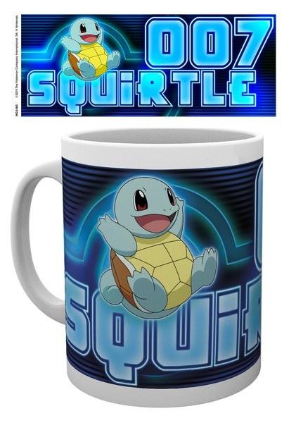 Taza Pokemon - Squirtle Glow