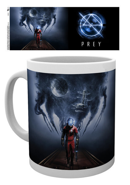 Taza Prey - Key Art