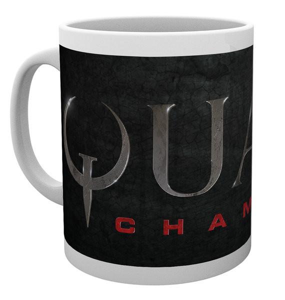 Taza Quake - Logo