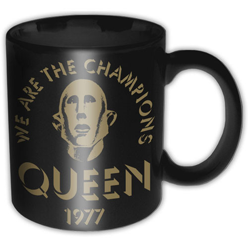 Taza  Queen - Champions