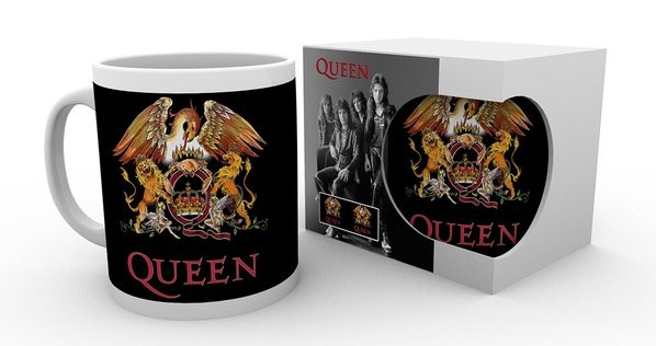 Taza  Queen - Colour Crest
