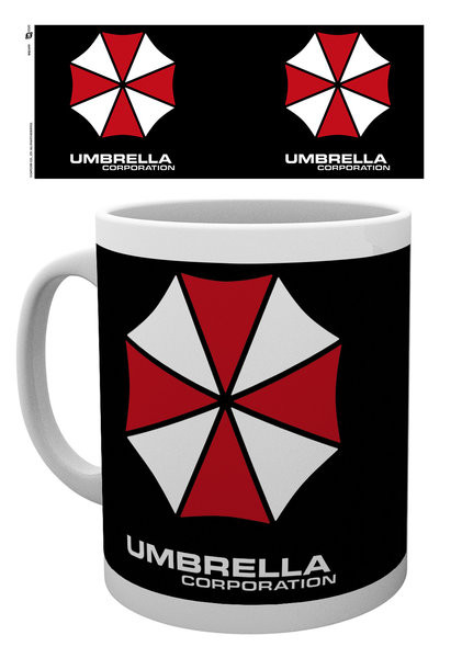 Taza  Resident Evil - Umbrella