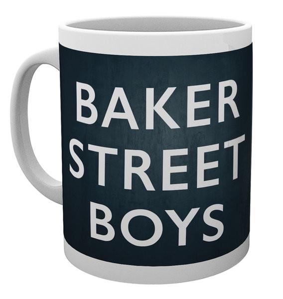Taza Sherlock - Baker Street Boys