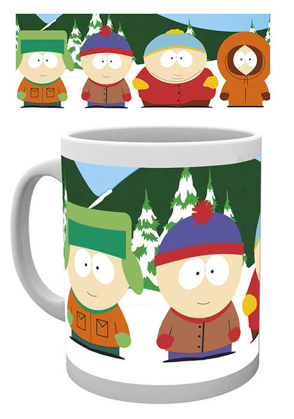 Taza  South Park - Boys
