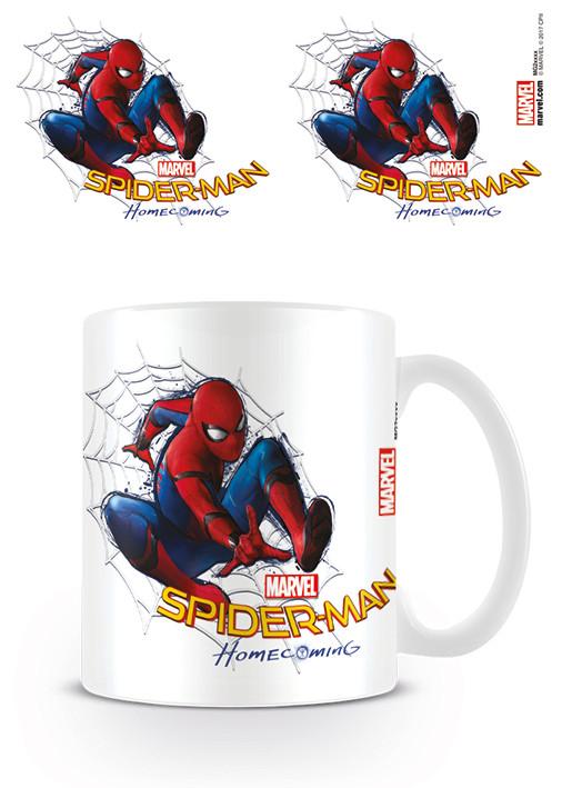 Taza  Spider-Man: Homecoming - Web