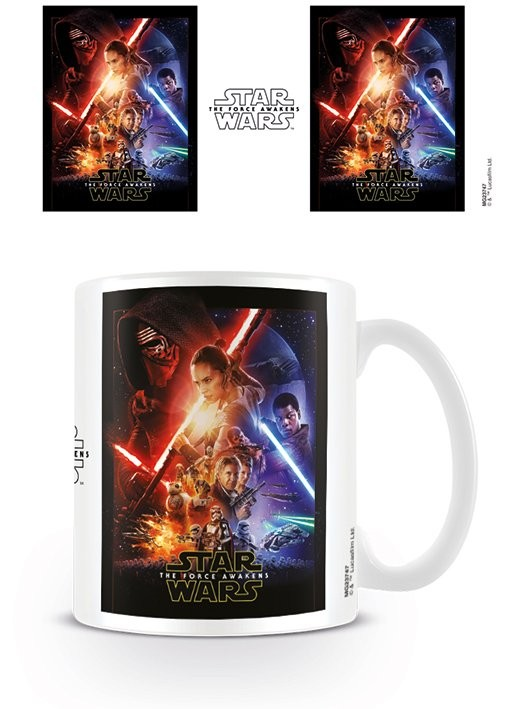 Taza Star Wars Episode VII: The Force Awakens - One Sheet