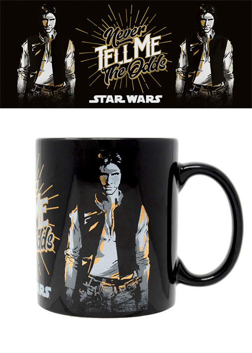 Taza Star Wars - Never Tell Me The Odds