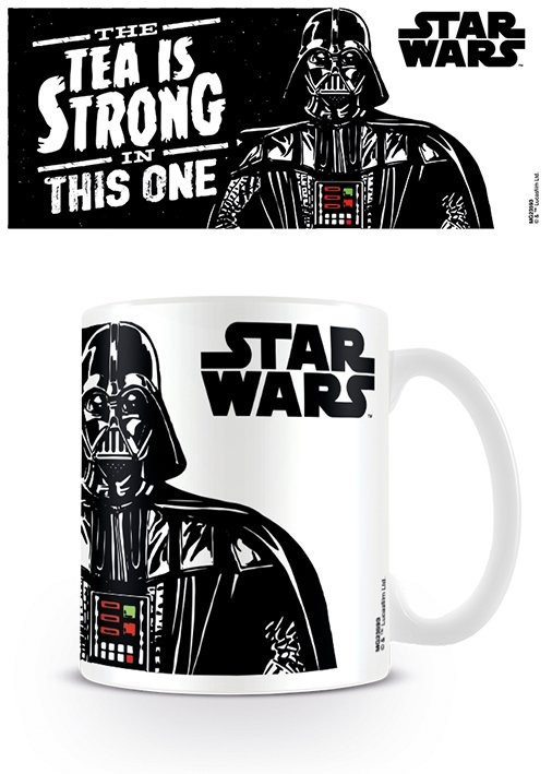Taza Star Wars - The Tea Is Strong In This One