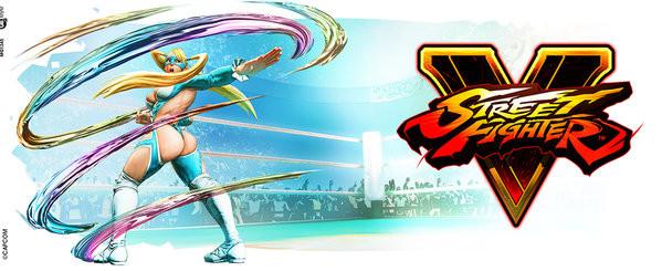 Taza  Street Fighter 5 - R Mika