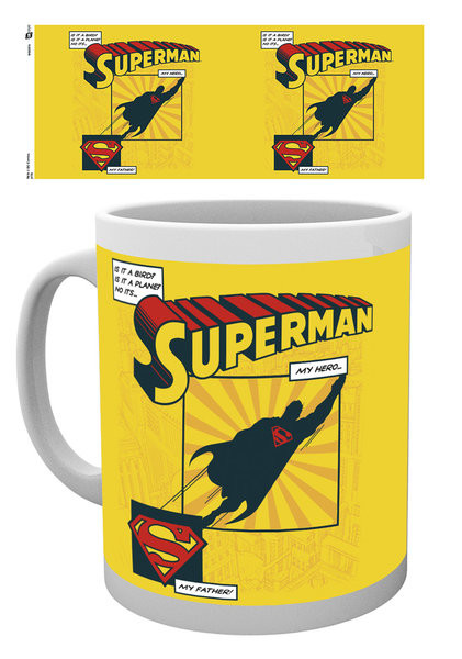 Taza Superman - Is It A Bird? Dad mug