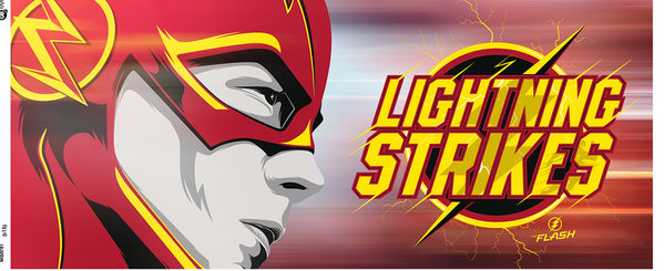 Taza The Flash - Lightning Strikes 2