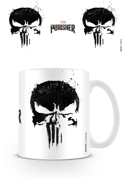 Taza  The Punisher - Skull