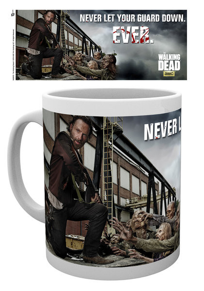 Taza The Walking Dead - Rick Guard
