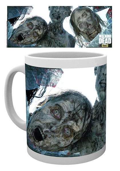 Taza The Walking Dead - Window Zombies