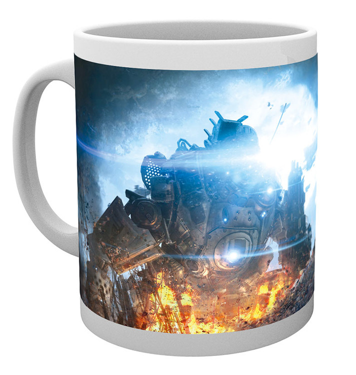 Taza Titanfall - Cover