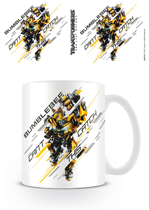 Taza Transformers: El último caballero - Can\'t Catch This | EuroPosters
