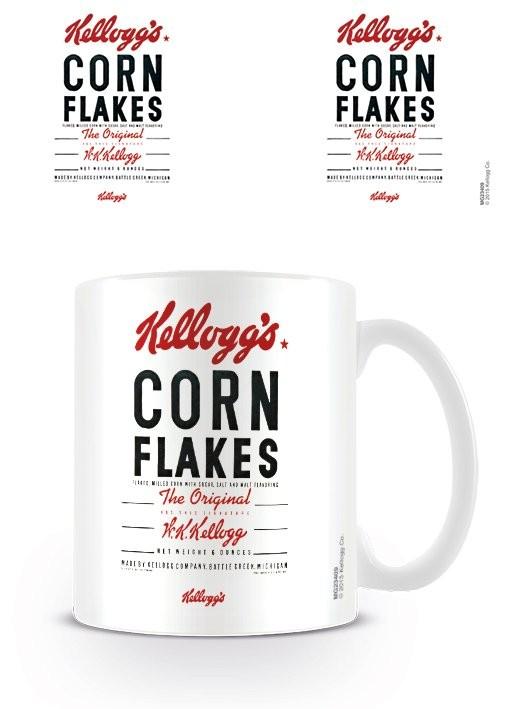 Taza  Vintage Kelloggs - Corn Flakes Vintage