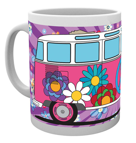 Taza  VW Camper - Hippy