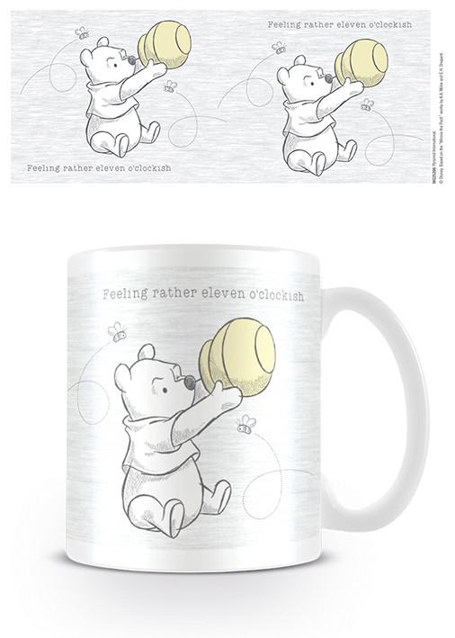 Taza  Winnie the Pooh - Eleven o'clockish