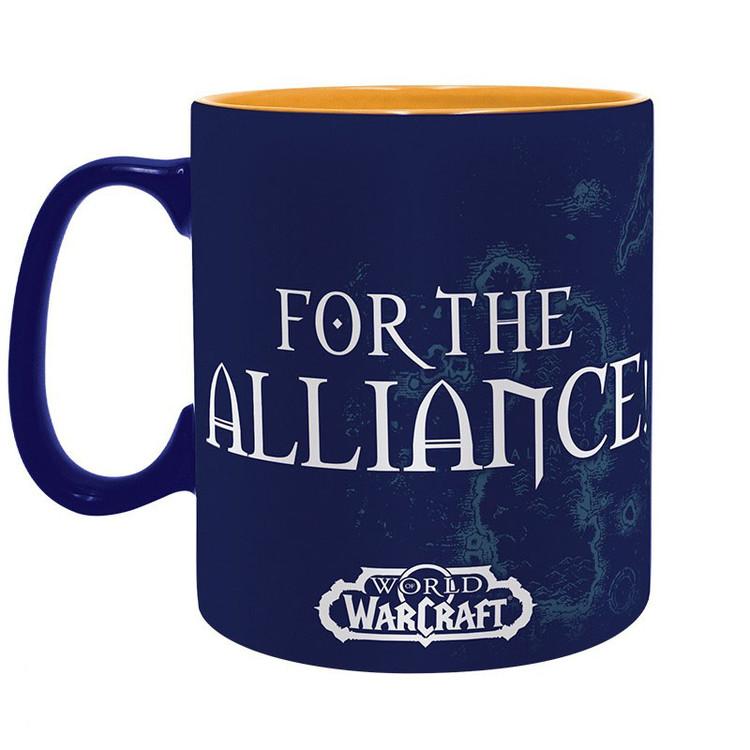 Taza  World Of Warcraft - Alliance