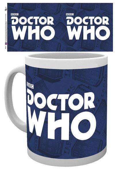 Tazza Doctor Who - Logo
