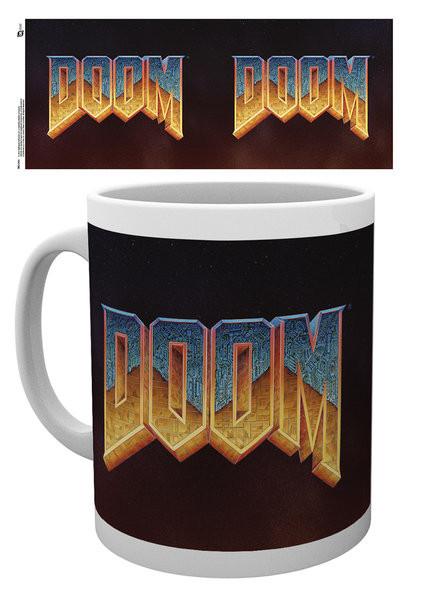 Tazze Doom - Classic Logo