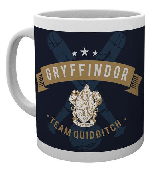 Tazza Harry Potter - Team Quidditch