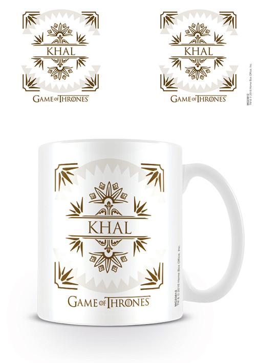 Tazze  Il Trono di Spade - Khal