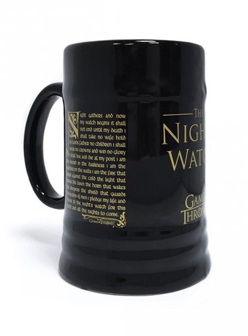 Tazze Il Trono di Spade - Night's Watch