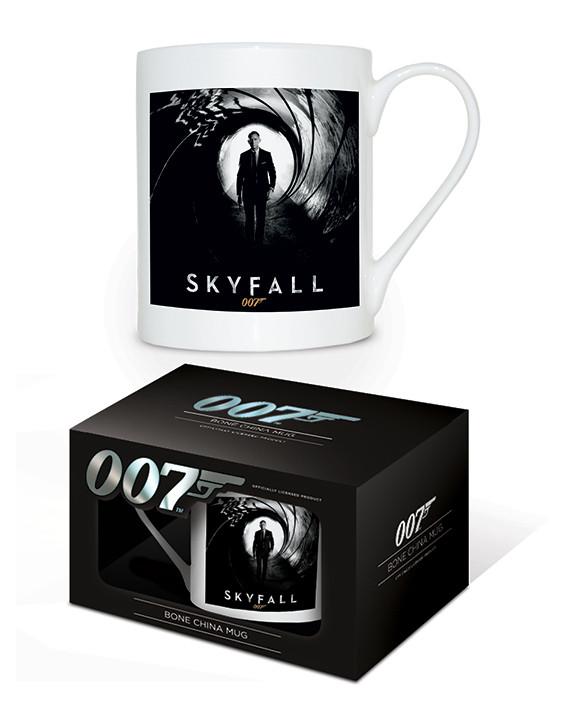 Tazze James Bond: Skyfall - Bone China Mug