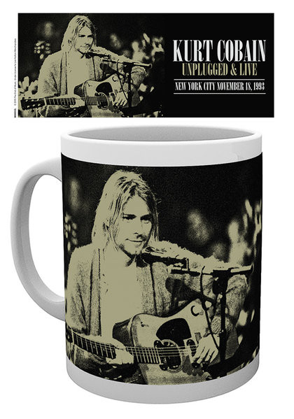 Tazze  Kurt Cobain - Unplugged